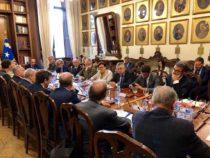 Primo incontro del Ministro della Difesa Trenta con le OO.SS.