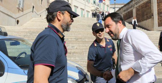 Forze Armate: Salvini promette maggiori investimenti