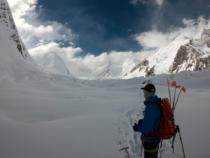 Spedizione Militare Italiana al Gasherbrum IV a 6000 mt