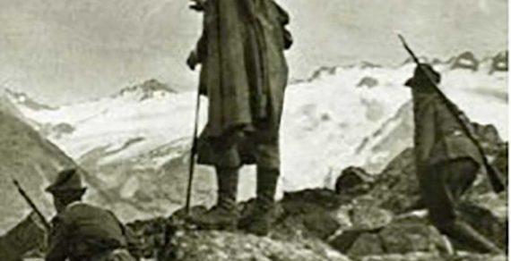 GRANDE GUERRA:riabilitare alpini fucilati per un ordine rifiutato