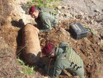 In Italia ci sono 25mila bombe inesplose