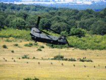 Esercito addestramento: esercitazione di plotone in attacco