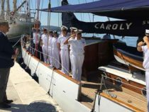 A Spalato la nave scuola Caroly