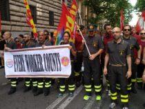Roma Pride: solidarietà da parte dei Vigili del Fuoco