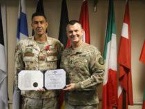 "Iraq: ""Legion of Merit"" al Generale Roberto Vannacci"