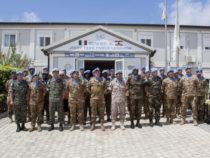 Unifil Libano: Il Generale Del Col visita il contingente italiano