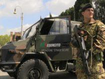 Operazione Strade Sicure: Aumento dei militari fino al 31 dicembre