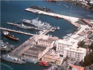La rinascita dell'Arsenale Militare Marittimo di Taranto