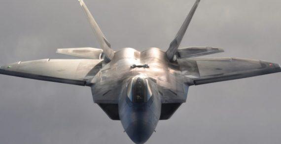 I Caccia da Dominio Aereo F-22 Raptor USA anche a Sigonella?