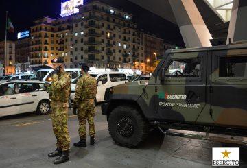 """Sicurezza: Esercito, da """"Strade sicure"""" ai campi rom"""