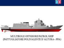 Marina Militare: nuovi progetti su navi multifunzionali PPA