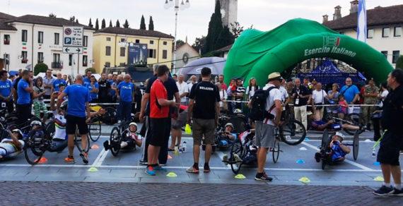 Sport: Esercito al campionato del mondo di paraciclismo