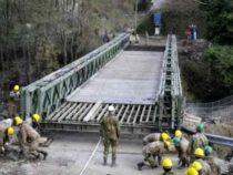 """Ponte della Scafa:Chiesto """"ponte militare"""" per limitare i disagi"""