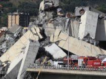 Vigili del Fuoco: valutazioni sul crollo del ponte Morandi