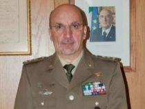 Avvicendamento tra l'uscente Magrassi e il subentrante Falsaperna
