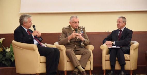 Difesa: Generale Graziano al convegno storico sul 1918 a Torino