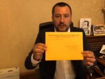 Caso Diciotti:Salvini indagato per sequestro di persona aggravato