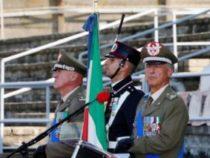 Avvicendamento tra il Generale Toscani De Col e il Generale Addis