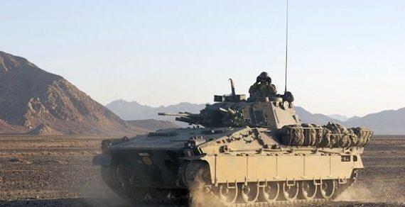 Difesa: Mezzi militari italiani