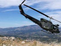 Aeronautica Militare: Addestramento in alta montagna