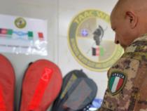 Solidarietà:Brigata Pinerolo dona materiale allo Sport di Herat