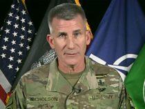 """Gen. John Nicholson: """"Un onore lavorare con i soldati italiani"""""""