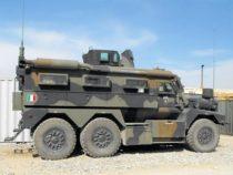Mezzi militari: Cougar TT e Buffalo A2 6X6
