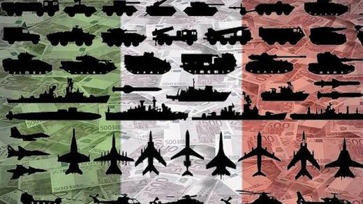 Difesa: Spesa militare italiana all'1%