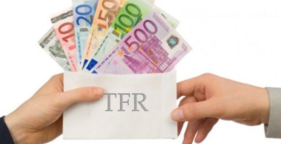 Forze Armate e di Polizia: pagamento del TFR e TFS