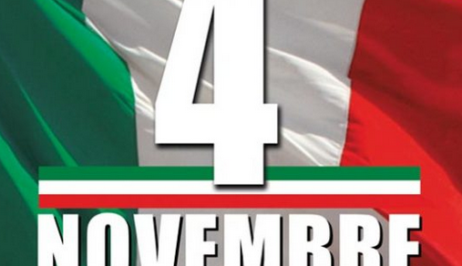Giornata delle Forze Armate: Gli eventi del 4 Novembre 2019