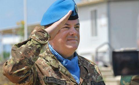 Unifil: Incontro Gen. Del Col e Ministro Difesa libanese Sarraf