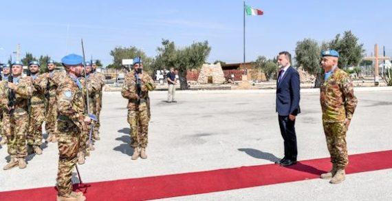 """Libano: On. Rizzo, """"Orgogliosi dei nostri militari"""""""