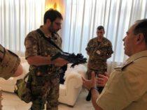 Angelo Tofalo: Strade Sicure, la sicurezza dei cittadini