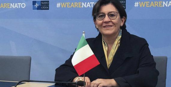 """Nato: Trenta, """"Questa organizzazione utile per la sicurezza"""""""