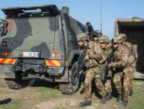 """Esercitazioni: CAEX II e """"CADAR 18"""", presente Gen.Farina"""