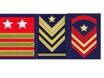Aeronautica Militare: autorizzati i nuovi gradi-qualifiche 1 LGT – SMCQS – 1AVCSQS