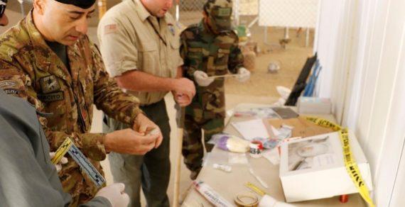 Lotta Ordigni esplosivi: Esercito addestra Forze Sicurezza Afgane