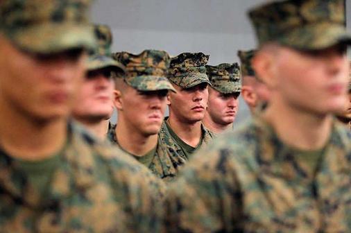 Marines siti di incontri registrazione del sito Web di incontri