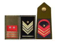 Le nuove qualifiche di Primo Luogotenente e Serg. Mag. Capo Q.S. C – Cap. Magg. C.S.Q.S.