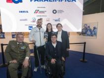Sport: MinistroTrenta al Festival della cultura paralimpica