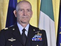 Alberto Rosso Capo di Stato Maggiore dell'Aeronautica Militare