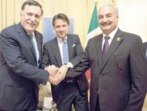 Politica: Vertice di Palermo sulla Libia