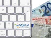 Stipendi: NoiPa cedolino febbraio 2019