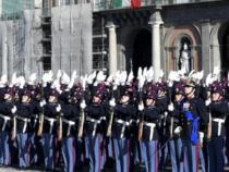 Giura il 231° corso allievi della Scuola Militare Nunziatella