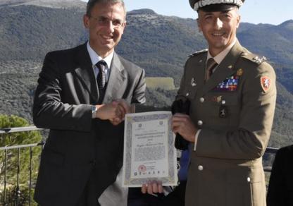 """Alla Brigata Aosta il premio """"Nassirya per la pace"""""""