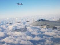 Trident Juncture:Presente gran parte componente aerea aeronautica