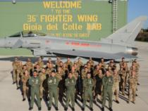 Eurofighter: La flotta supera le 500.000 ore di volo