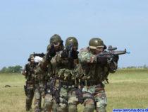 Convegno 40° Anniversario incursori dell'Esercito Italiano