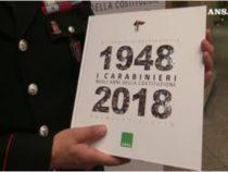 70 anni di storia di carabinieri: Realizzato un volume