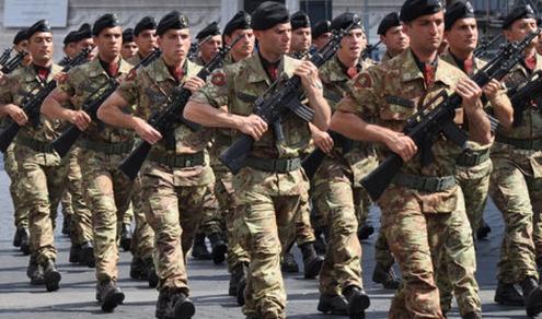 Sindacati militari: Un anno fa il via libera